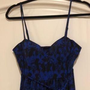 Forever 21 Dresses - Blue Black Dress